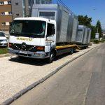 Transport utilaje neagricole