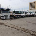 Transport internațional mașini