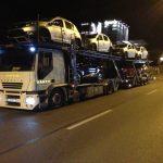 Transport internațional mașini în Austria