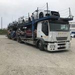Transport 1 până la 50 de mașini simultan