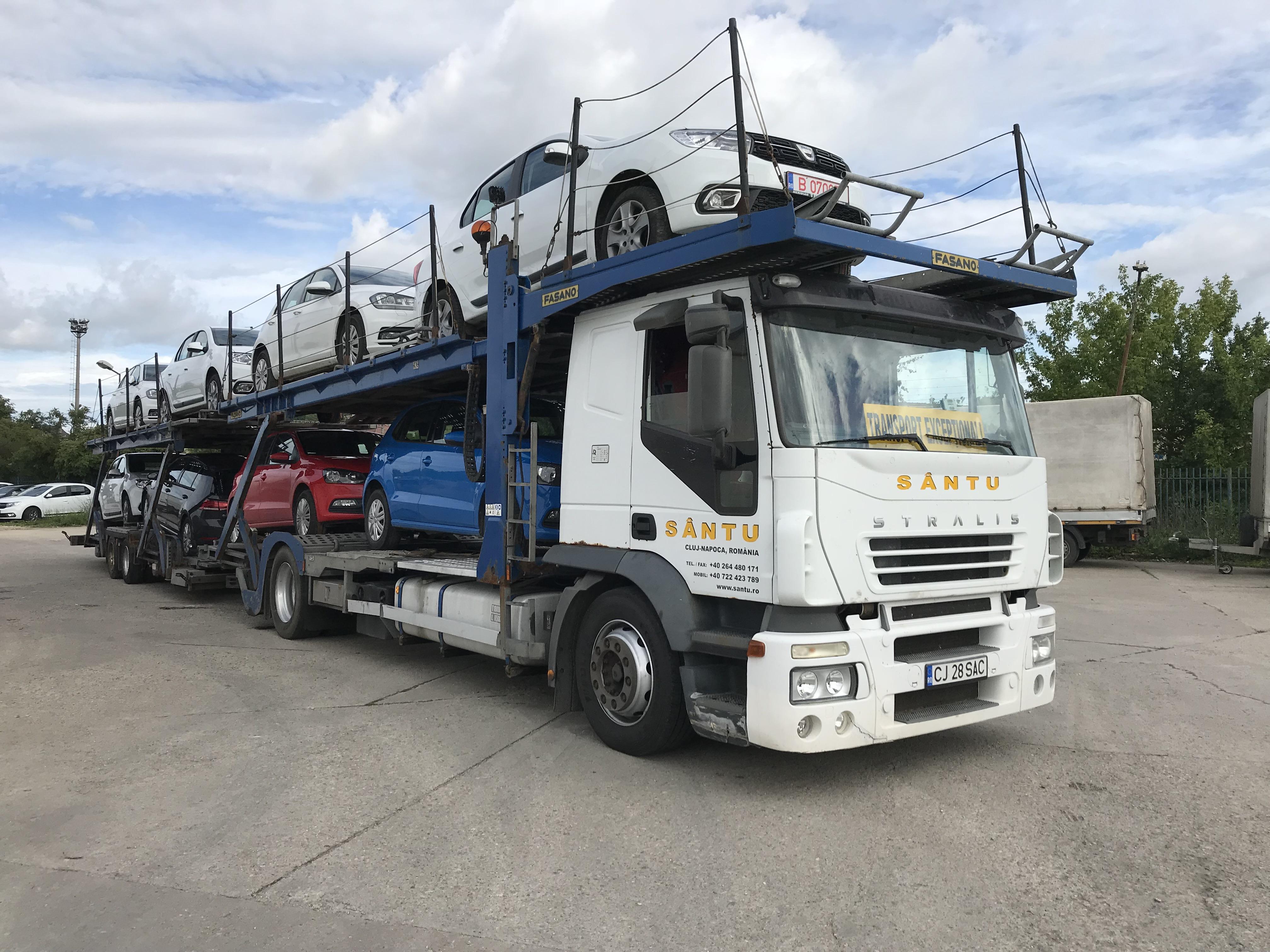 Transportoare specializate